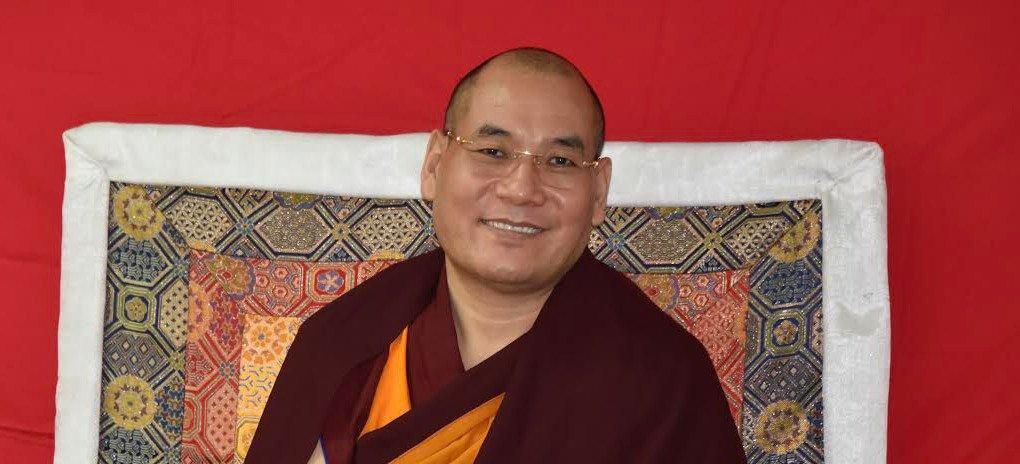 Les enseignements en ligne avec Phakyab Rinpoche