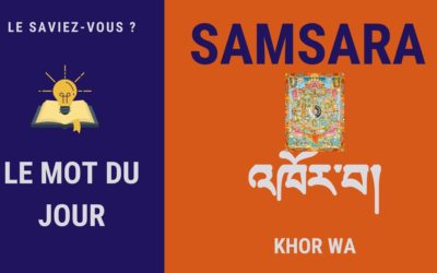 Le saṃsāra